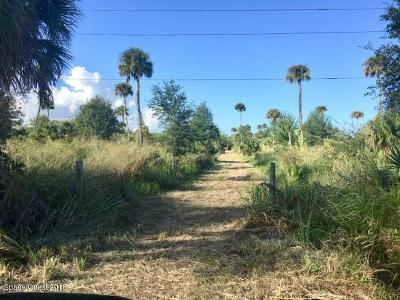 Mims Residential Lots & Land For Sale: 3100 Coral Avenue