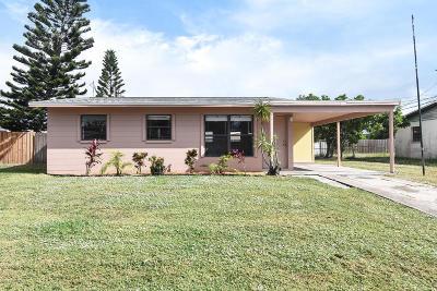 Melbourne FL Single Family Home For Sale: $140,000