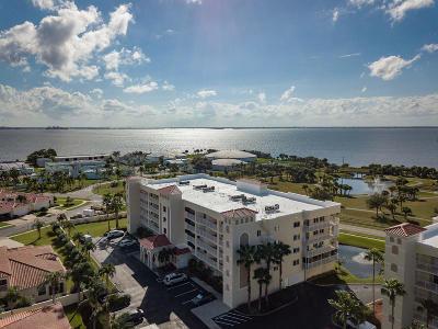 Cape Canaveral Condo For Sale: 732 Bayside Drive #502
