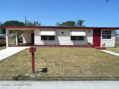 Melbourne Single Family Home For Sale: 1972 Sarno Road