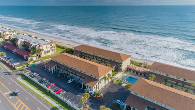 Satellite Beach Condo For Sale: 199 Highway A1a #C103