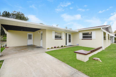 Titusville Single Family Home For Sale: 4475 Keats Avenue