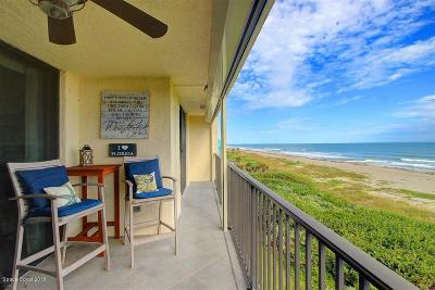 Cocoa Beach Condo For Sale: 2815 S Atlantic Avenue #403