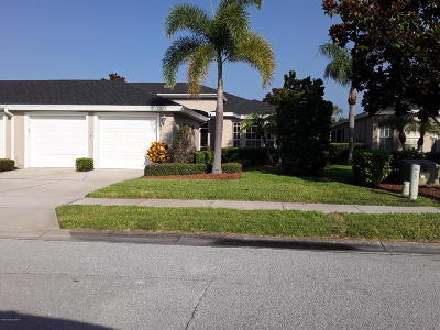 Rockledge Half Duplex For Sale: 4269 Woodhall Circle