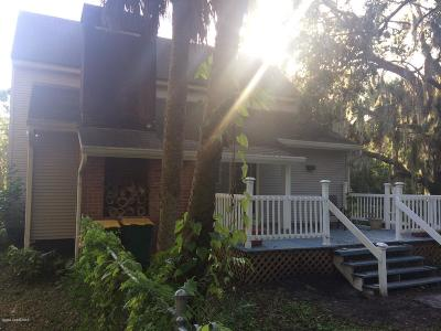 Melbourne FL Single Family Home For Sale: $225,000