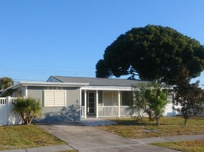 Melbourne FL Single Family Home For Sale: $209,900