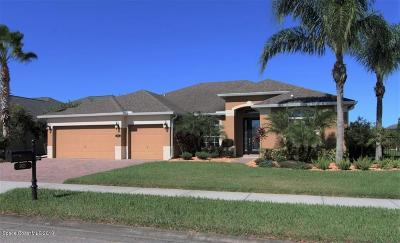Melbourne Single Family Home For Sale: 3621 Terramore Drive