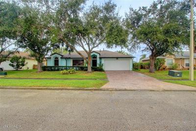Melbourne FL Single Family Home For Sale: $309,000