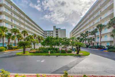 Cocoa Beach Condo For Sale: 1000 N Atlantic Avenue #416