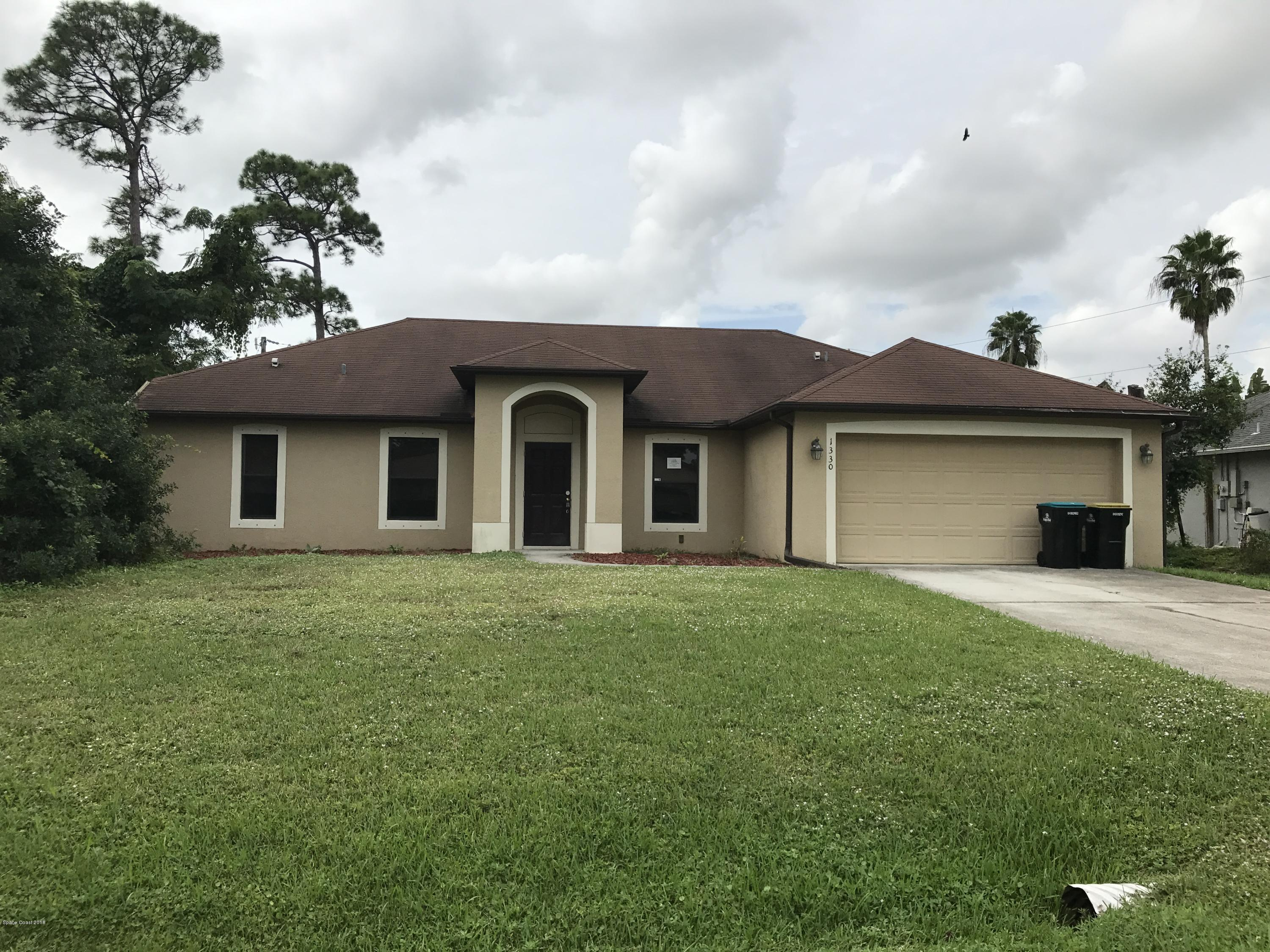 3 bed/2 bath Home in Palm Bay for $175,000