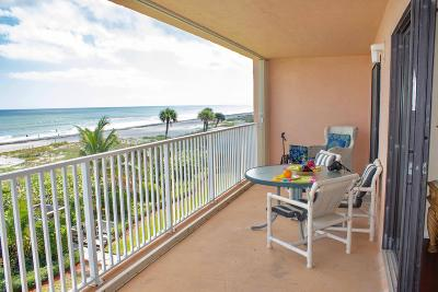 Cocoa Beach Condo For Sale: 1525 S Atlantic Avenue #404
