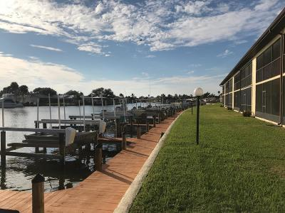 Cocoa Beach Condo For Sale: 325 S Banana River Boulevard #406