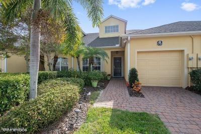 Brevard County Townhouse For Sale: 2740 Camberly Circle