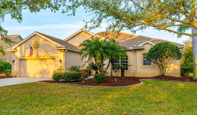 Baytree P.u.d. Phase 1 Stage 1-5, Suntree P.u.d. Stage, Viera Central Pud Tract 12 Unit 1 Parcels 1-3 Pha Single Family Home For Sale: 240 Baytree Drive