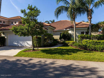 Vero Beach FL Single Family Home For Sale: $600,000