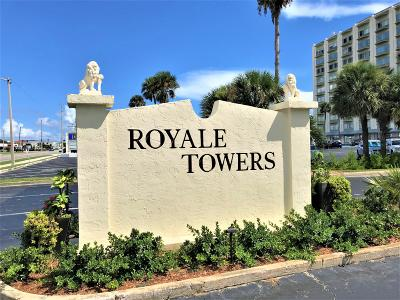 Cocoa Beach Condo For Sale: 1830 N Atlantic Avenue #804