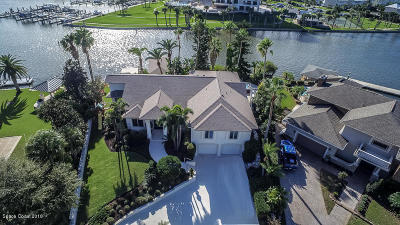 New Smyrna Beach FL Single Family Home For Sale: $2,400,000
