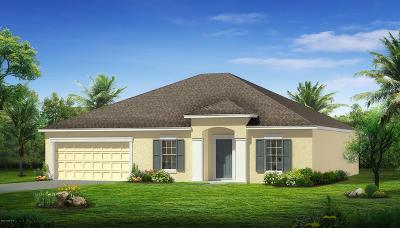 Palm Bay Single Family Home For Sale: 9 Killian Drive