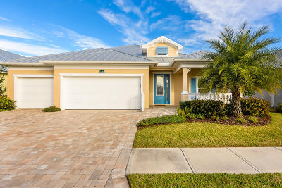 Merritt Island FL Single Family Home For Sale: $835,000