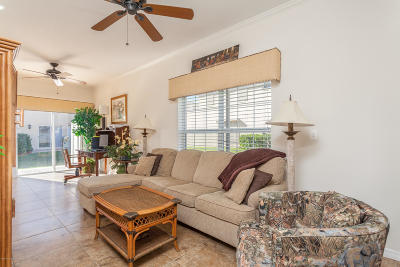 Cocoa Beach Townhouse For Sale: 5201 Ocean Beach Boulevard #23