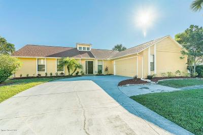Palm Bay FL Single Family Home For Sale: $189,900