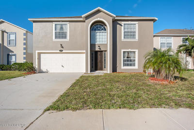 Single Family Home For Sale: 3032 Chica Circle
