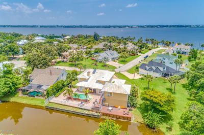 Rockledge FL Single Family Home For Sale: $842,500