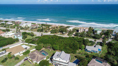Melbourne Beach Residential Lots & Land For Sale: Highway