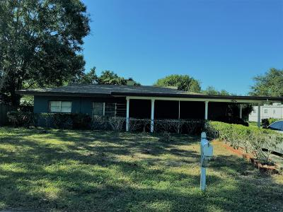 Single Family Home For Sale: 279 Woodland Drive