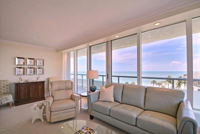 Vero Beach Condo For Sale: 3554 Ocean Drive #604S
