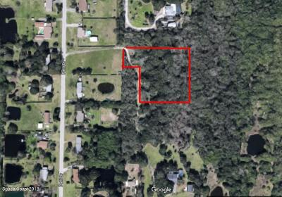 Merritt Island Residential Lots & Land For Sale: 7650 Patti Drive