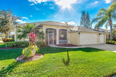 Melbourne FL Single Family Home For Sale: $384,982