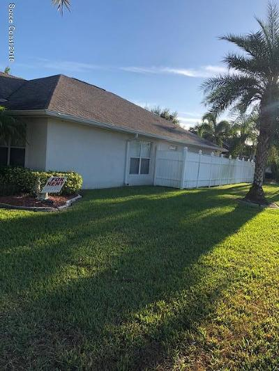West Melbourne FL Single Family Home For Sale: $289,000