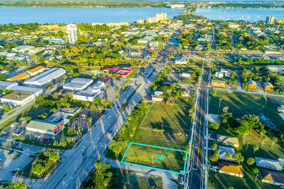 Brevard County Residential Lots & Land For Sale: 585 King Street W