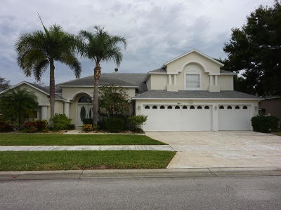 Merritt Island FL Single Family Home For Sale: $439,000