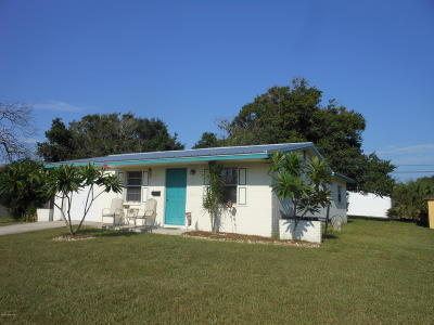 Melbourne FL Single Family Home For Sale: $154,900
