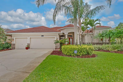 Melbourne FL Single Family Home For Sale: $575,000