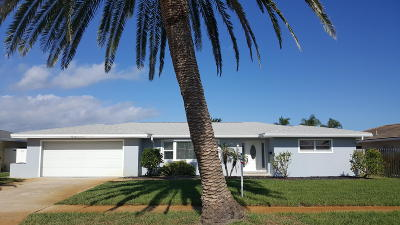 Satellite Beach FL Single Family Home For Sale: $659,900