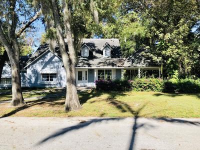 Rockledge Single Family Home For Sale: 58 Hill Top Lane