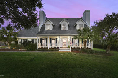 Melbourne Single Family Home For Sale: 4155 Windover Way