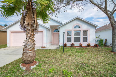 Melbourne Single Family Home For Sale: 1238 White Oak Circle