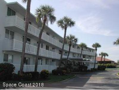 Cocoa Beach Condo For Sale: 3190 N Atlantic Avenue #331