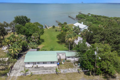 Titusville Single Family Home For Sale: 5433 Riveredge Drive