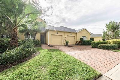 Brevard County Townhouse For Sale: 2780 Camberly Circle