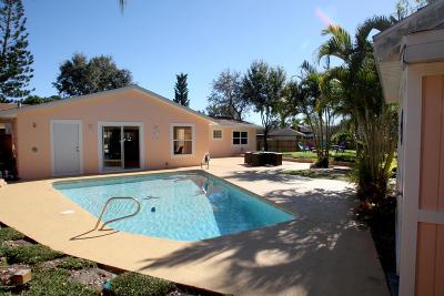 Palm Bay Single Family Home For Sale: 1667 Lara Street NE