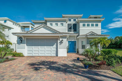 Viera, Melbourne, Melbourne Beach, Indialantic, Satellite Beach, Cocoa Beach, Eau Gallie, Palm Shores, West Melbourne, Palm Bay, Indian Harbour Beach Single Family Home For Sale: 7687 Kiawah Way