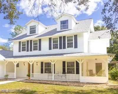St. Augustine FL Single Family Home For Sale: $865,000