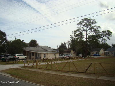 Titusville Multi Family Home For Sale: 801 Orange Street