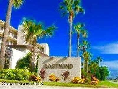 Satellite Beach Condo For Sale: 1455 Highway A1a #408