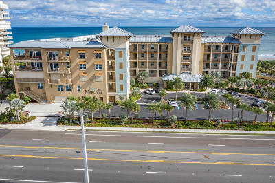 Indialantic Condo For Sale: 755 N Highway A1a #306
